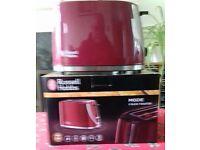 Russell Hobbs Mode 2 slice toaster.