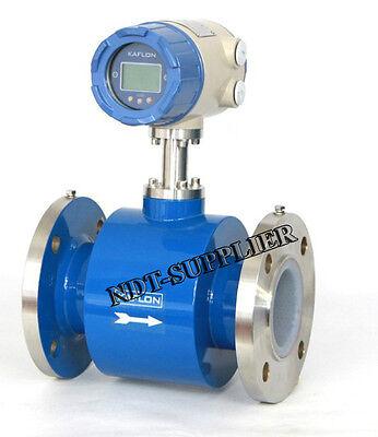 Electromagnetic Magnetic Flow Meter Flowmeter Liquid Water Flowmeter Dn80mm
