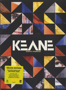 Keane - Perfect Symmetry (Deluxe Edition CD+DVD Box Set) NEW & SEALED