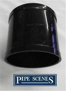 Solvent 110mm soil pipe straight coupling join socket for 80mm soil vent pipe