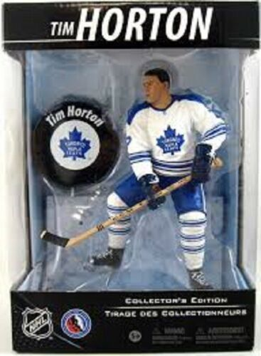 McFarlane Tim Horton Figure Collector