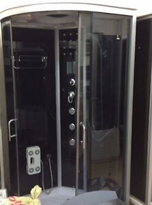steam bath shower with multi functions