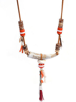 MARNI H&M  Beads Necklace
