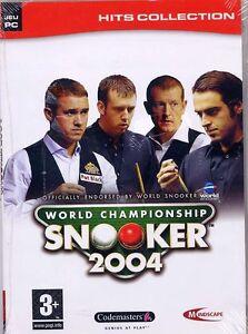 World-Championship-Snooker-2004-NEUF-EMBALLE