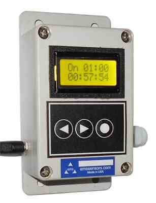 Programmable Wireless Remote Relay Timer