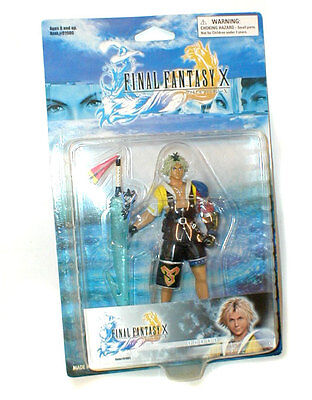 Final Fantasy X Video Game Tidus 5 Action Figure Toy Boxed Very Rare