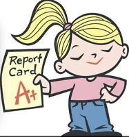 Certified Grade 1-6 Tutor Sessions Available