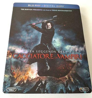 LA LEGGENDA DEL CACCIATORE DI VAMPIRI FILM BLU-RAY BD COFANETTO PERFETTO ITA ()