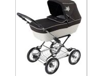 Silver cross sleepover,complete travel system..