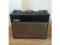 Vox VT 100 amp with pedal