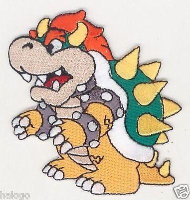 Mario Brothers Bowser (MARIO BROTHERS -  BOWSER PATCH - SMB02)
