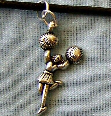 CHEERLEADER ~ NECKLACE --- - Cheerleader Christmas Gifts