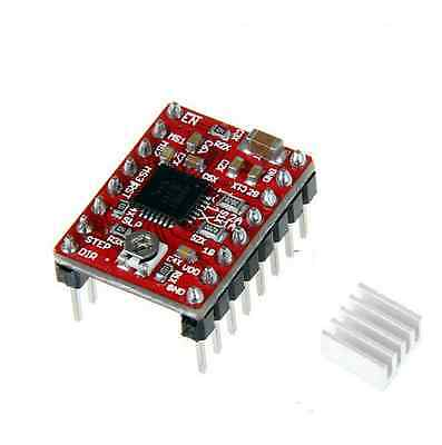 1pcs A4988 Stepper Motor Driver Module 3d Printer Polulu Stepstick Ramps Reprap