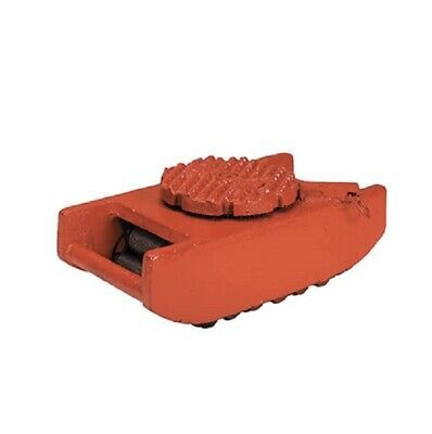 480003 Wesco Heavy Machine Roller With Handle Hevimover 15000 Lb Capacity