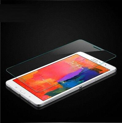 9H Genuine Tempered Glass Screen Protector Cover For Samsung Galaxy Tab Tablet