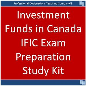 IFIC / IFC 2017 Investment Funds in Canada Practice Exams Kit