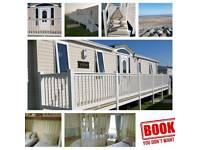 6th Berth Caravan in wales GET 5 DAYS FOR THE PRICE OF 3 DAYS