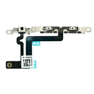 OEM Volume Control Mute Button Flex Cable with Metal Bracket iPhone 6 plus 5.5