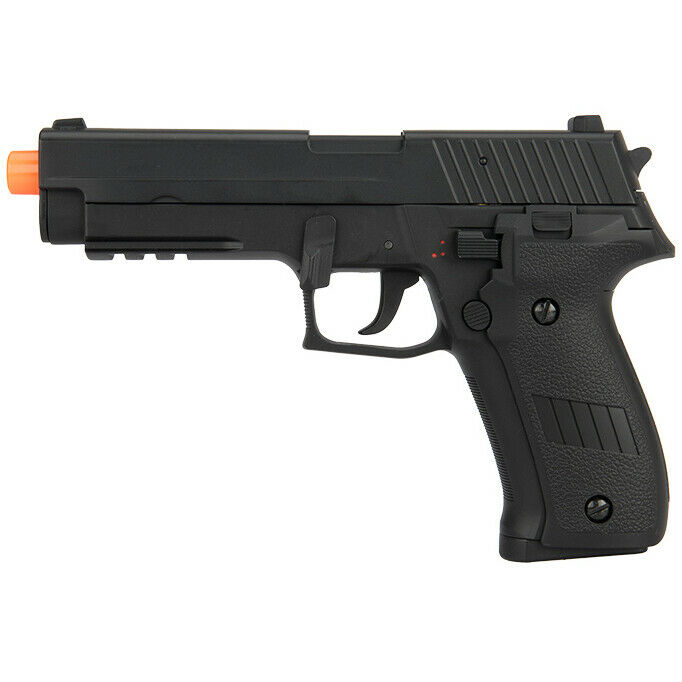 LANCER TACTICAL AIRSOFT FULL AUTO ELECTRIC METAL AIRSOFT PIS