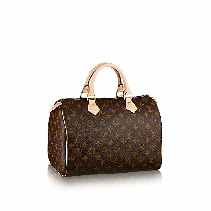 Купить NEW Authentic Louis Vuitton SPEEDY 30 Handbag ~ на eBay.com ... f685546b1e4