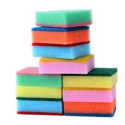 1PCS Cleaning Sponges Universal Sponge Brush Set Kitchen Cleaning Tools Helper