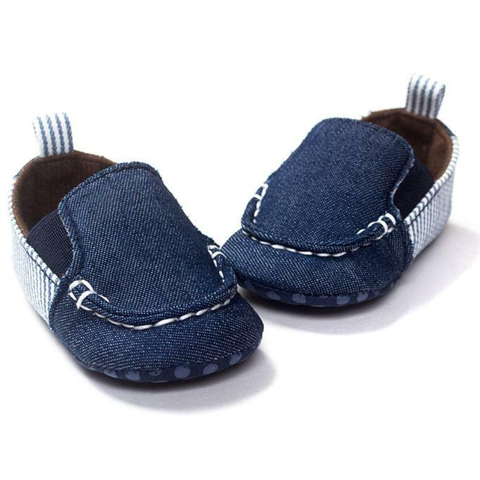 ROMIRUS Baby Toddler Sole Cloth Shoes Infant Boy&Girl Toddle