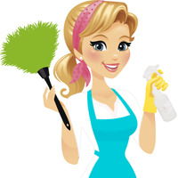 EXPERIENCED CLEANING LADY AVAILABLE