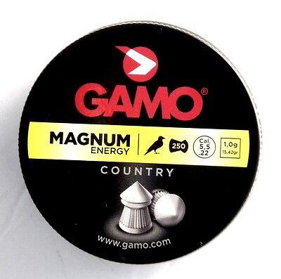 David Nickerson Magnum Dôme 0.22 pastilles Tin de 500