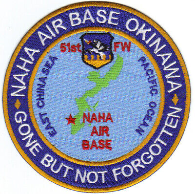 NAHA AIR BASE, OKINAWA, GONE BUT NOT FORGOTTEN     Y