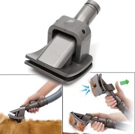 Dog Pet Grooming Brush Tool For Dyson Vacuum