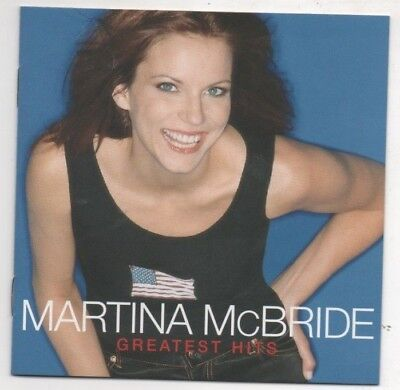Martina McBride Greatest Hits 2001 CD Valentine with Jim Brickman  Jim Brickman Martina Mcbride