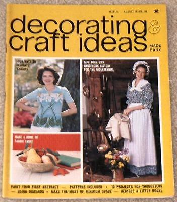 Decorating & Craft Ideas 1975 Fabric Fruit - Fruit Decoration Ideas