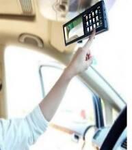 "4.3"" GPS Mirror Reversing Camera, 2015 Map, Best GPS onThe market Alexandria Inner Sydney Preview"
