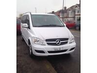 Mercedes Vito 113 Viano Upgraded