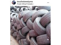 TYRE SHOP tyres in sets & pairs . Free fitting . Used Tires . Car & Van Tire specialist