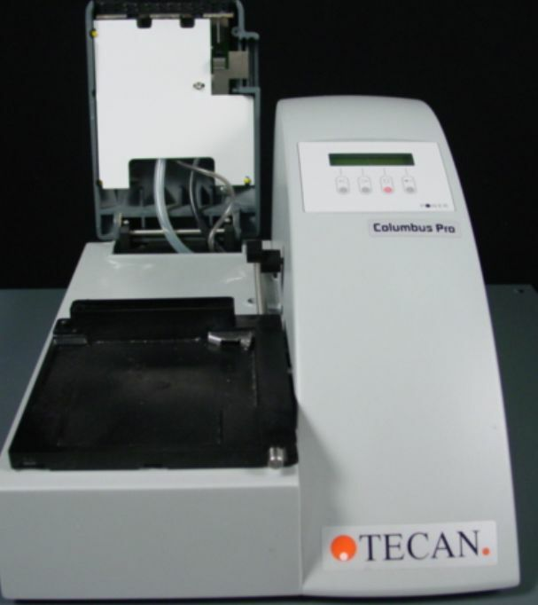 4166:Tecan:Columbus Pro:Microplate Washer