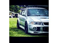 Mitsubishi Evo 6 *400bhp*