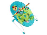 Baby bright starts bouncer