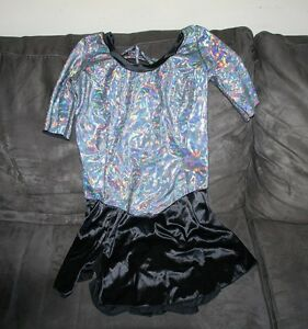 Dance/Figure Skating/Gymnastics Outfit - Size 14/16