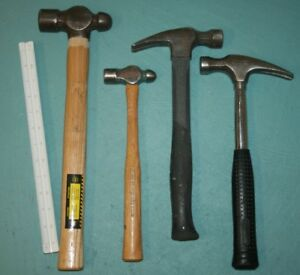 Hammers - Assortment for sale