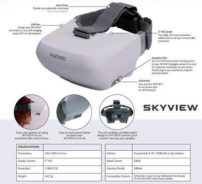 DJI Spark FPV Goggles HeadSet Read Description IN STOCK !!