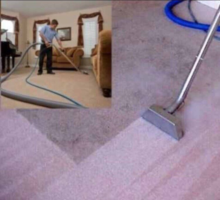 50% Off S-B Carpet & Upholstery Steam Cleaning