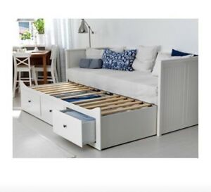 IKEA Hemnes White Day Bed