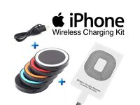 Qi wireless charger for iPhone 5/5s/5c/6