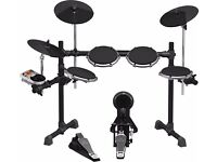 Electronic Drumkit Behringer XD8USB + Chair + Drumsticks