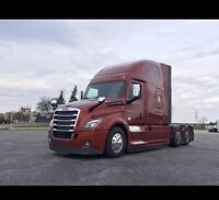 Canada only class 1  driver hiring