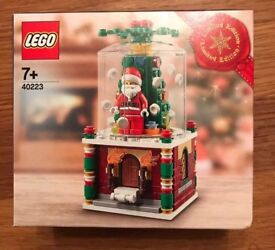Lego Snow Globe - Sealed brand new