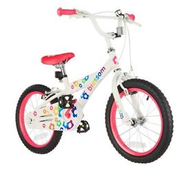 Girls 16Inch bike, used once