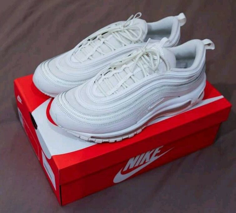 6ce6c6d4e798 New Nike Air Max 97 Ultra White All Sizes Free P P