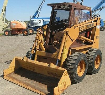 Case Skid Loader Owner S Guide To Business And Industrial